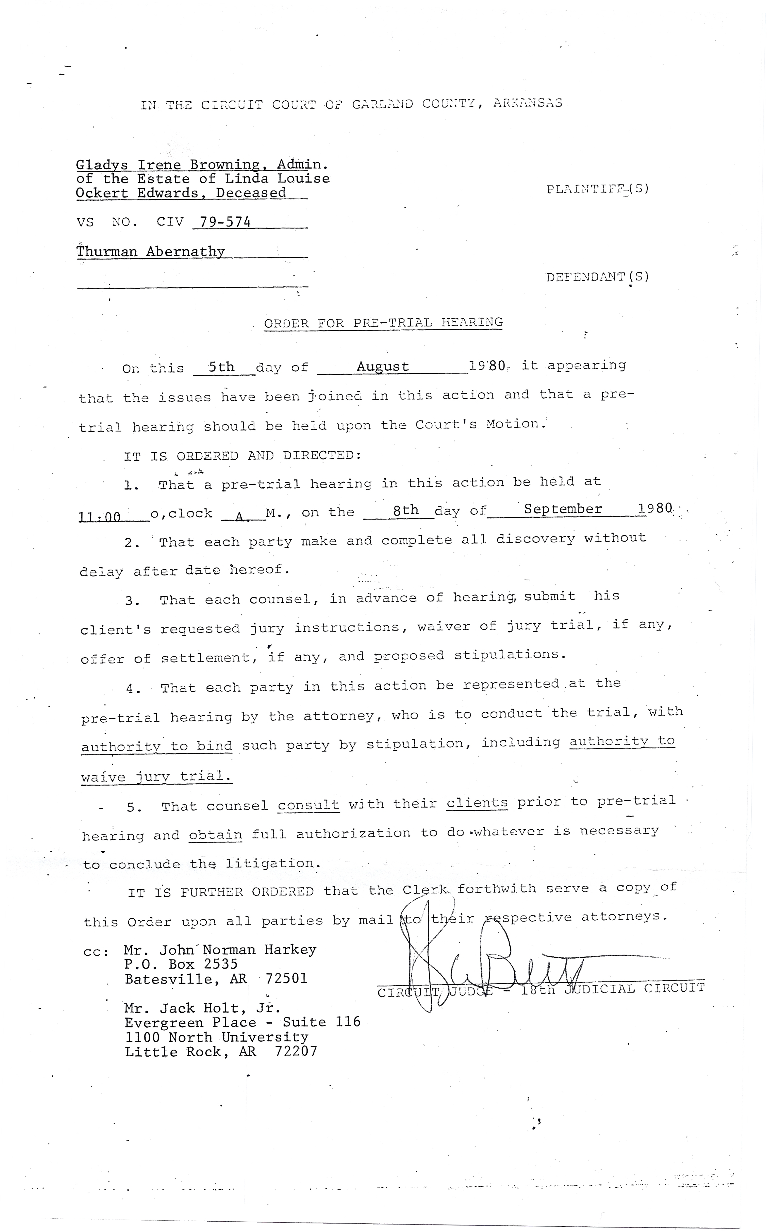 order_for_pre-trial_hearing_ii0001